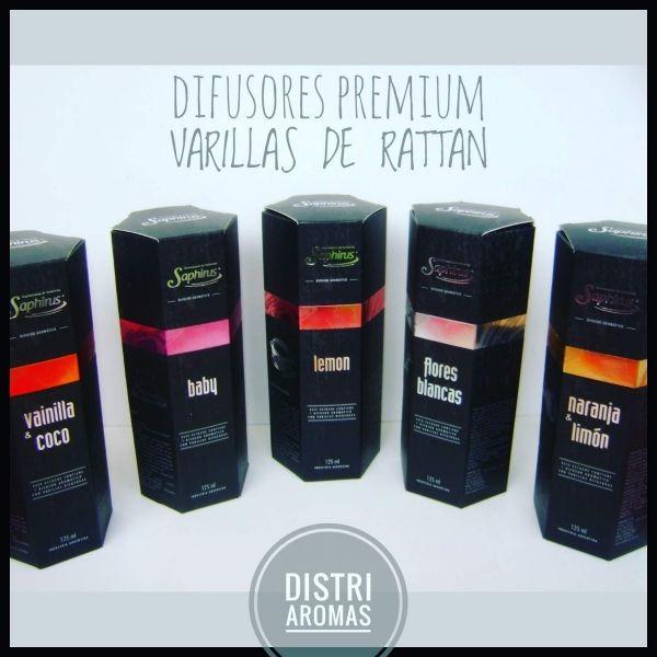 Difusores Premium Saphirus
