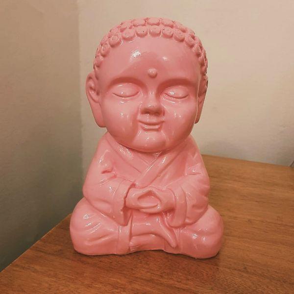 Buda Bebé Esmaltado