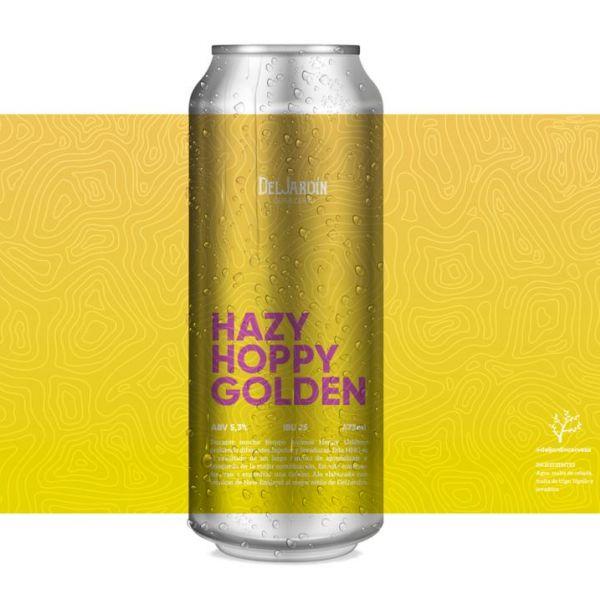 Hazy Hoppy Golden