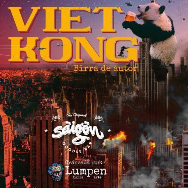 Lumpen Vietkong (Cerveza de Autor) x 473 Ml