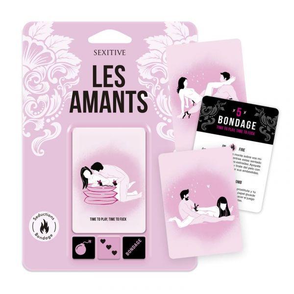 Juego Les Amants