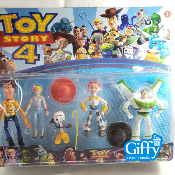 Set Play Toy Story