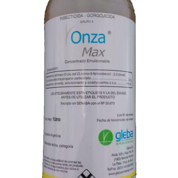 Deltametrina x Lt Onza Max