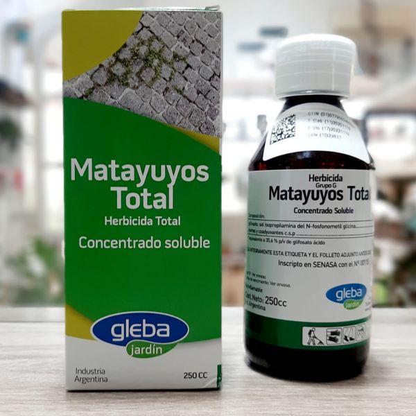 Herbicida Total x 250 Cc
