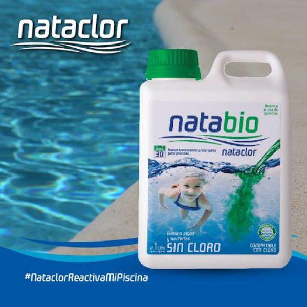 Nataclor Bio sin Cloro. 1 Lt