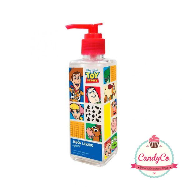 Jabón Líquido Toy Story
