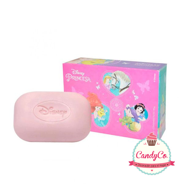 Jabón Princesas