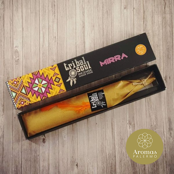 Tribal Soul Incense Mirra