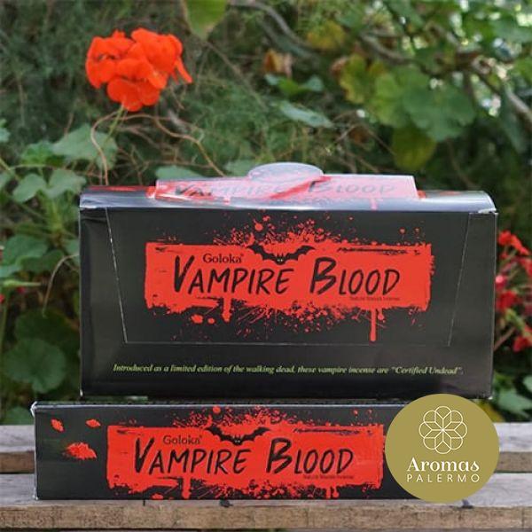Sahumerio Goloka Vampire Blood