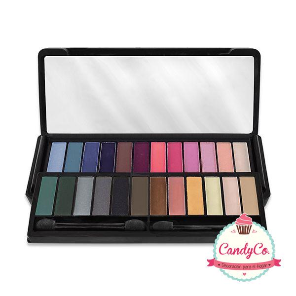 Paleta de Maquillaje X24 Jactans