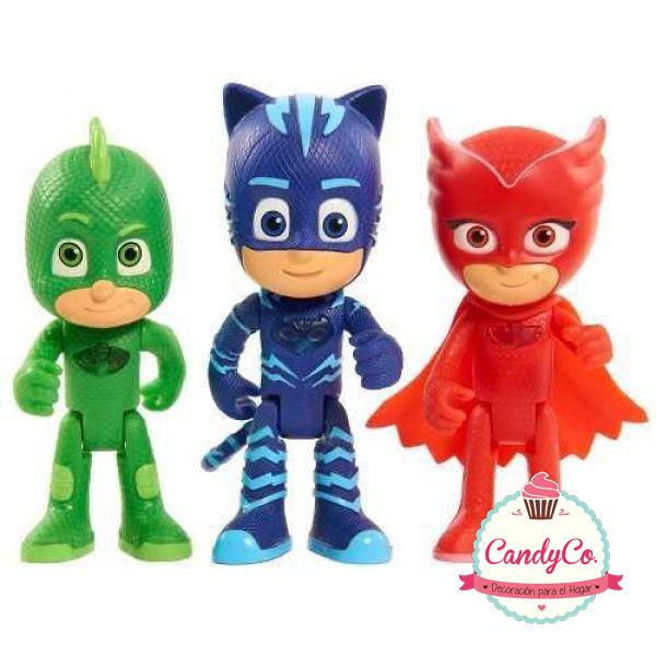 Muñeco Héroes en Pijamas