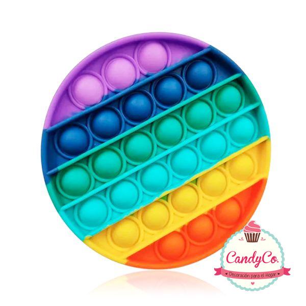Pop It Circulo Multicolor Importado