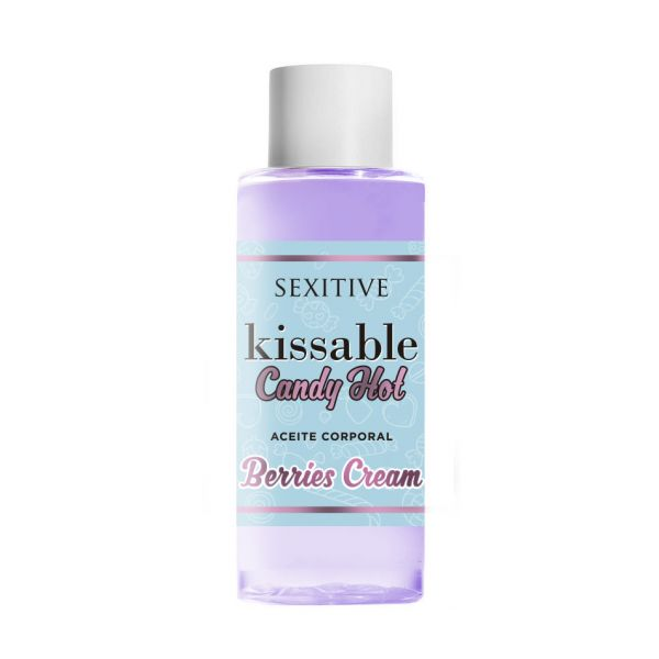Kissable Candy Hot 60Ml