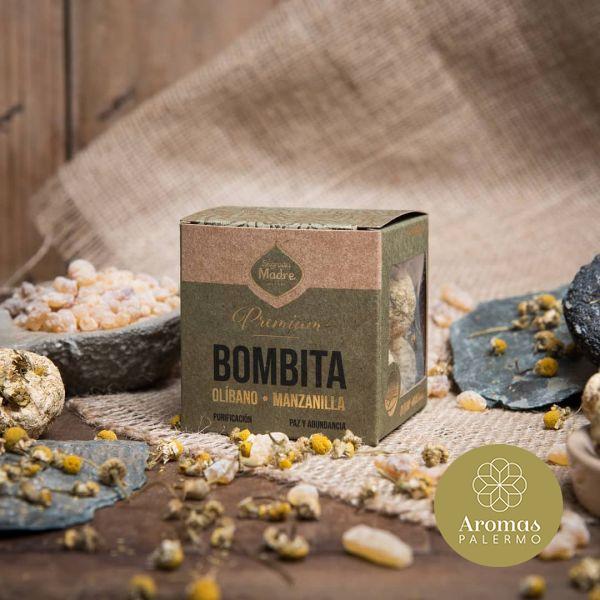 Bombita Premium Manzanilla - Olibano