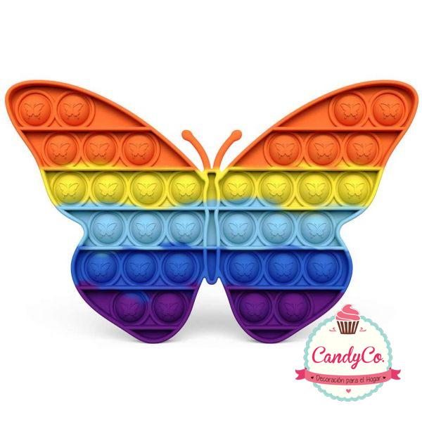 Pop It Mariposa Multicolor