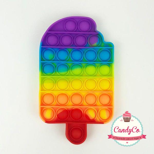 Pop It Helado Multicolor